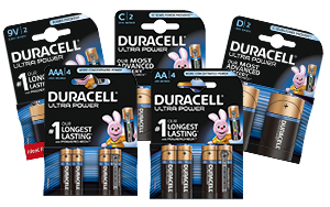 Duracell Ultra Power